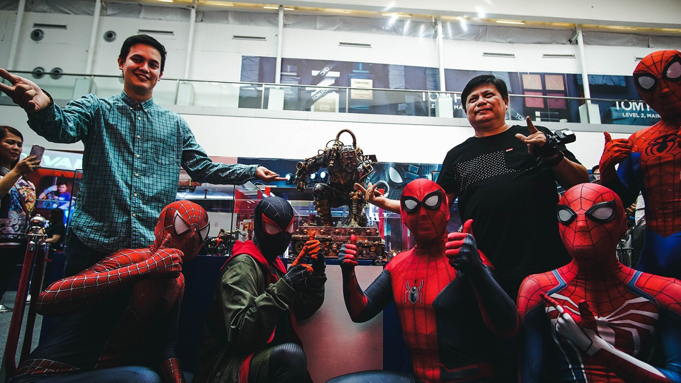Spider-Man Experience Mall of Asia (5)