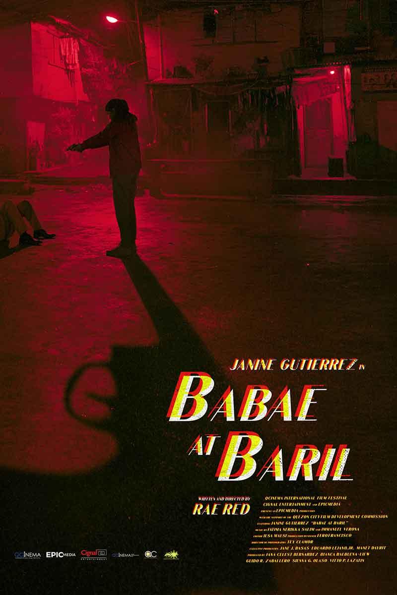 Babae at Baril