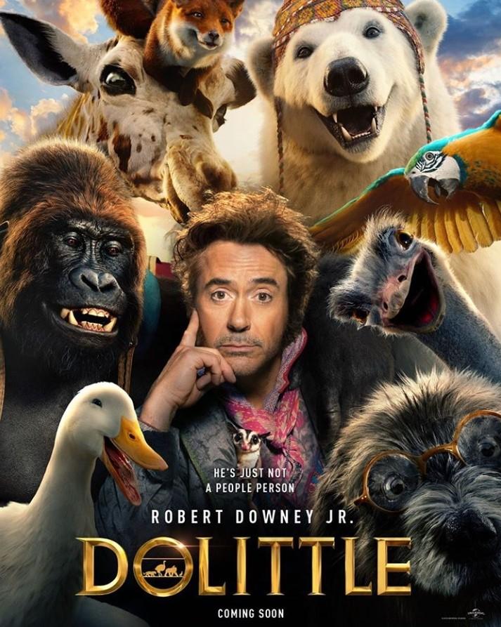 DOLITTLE - Poster1