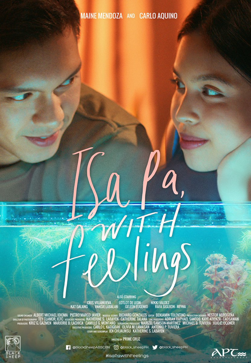 Isa Pa With Feelings Poster