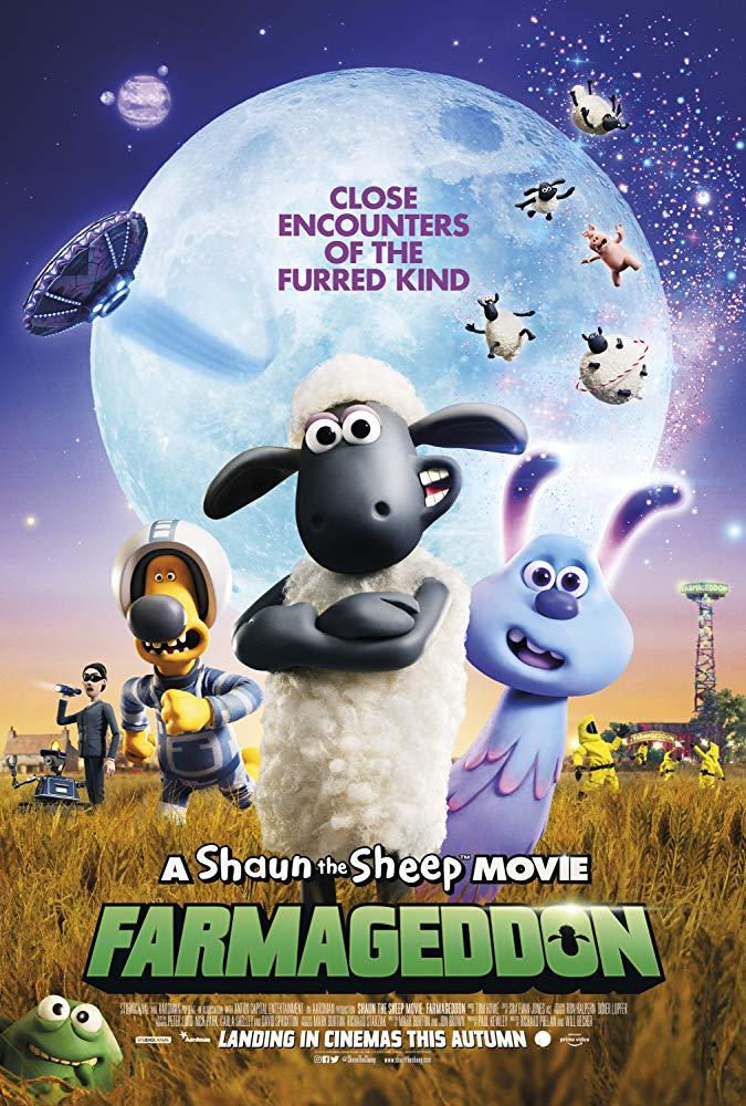 4 Shaun the Sheep Farmageddon