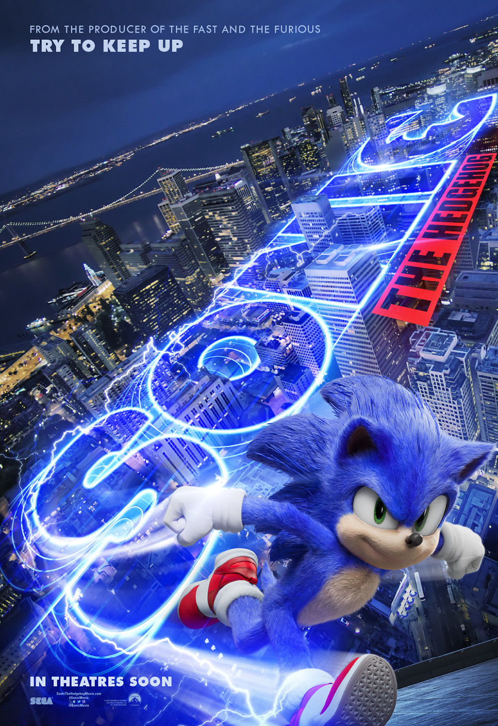 SONIC - Poster