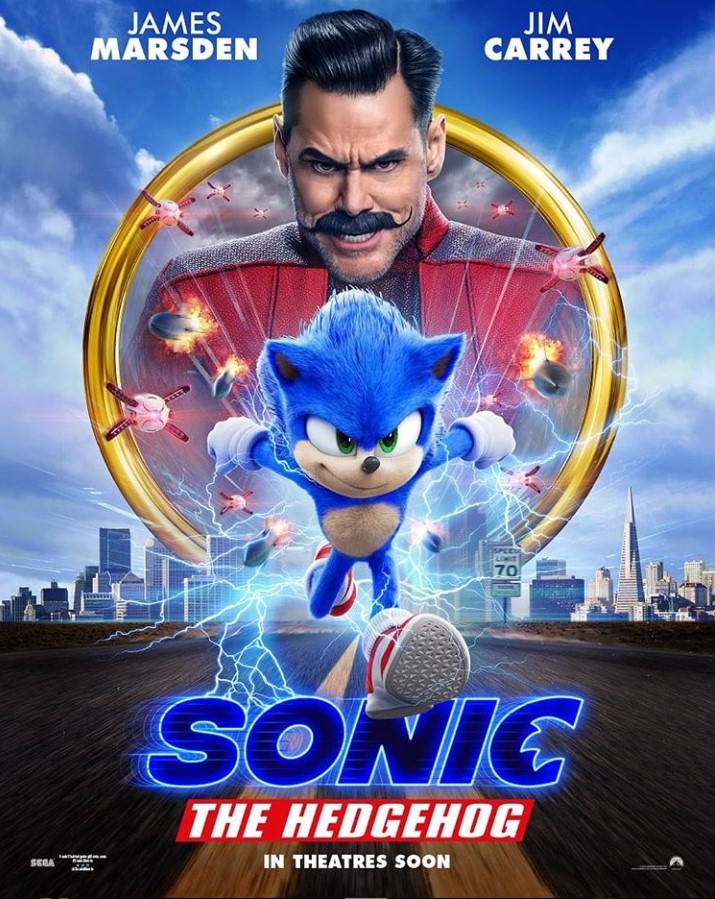 Sonic Poster2