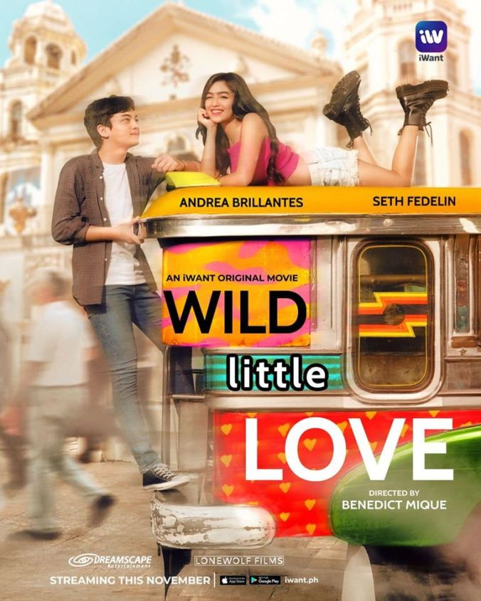 Wild Little Love iWant SethDrea