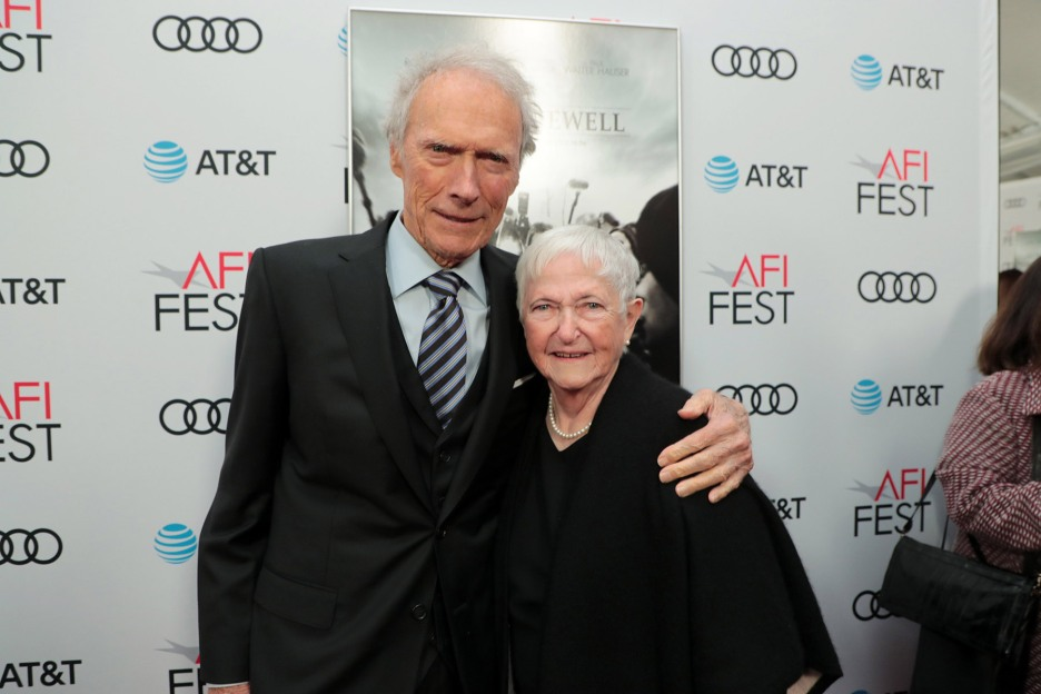 Clint Eastwood, Director/Producer, Barbara Jewell
