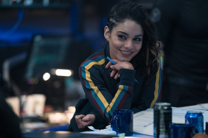 Vanessa Hudgens in Columbia Pictures' BAD BOYS FOR LIFE.