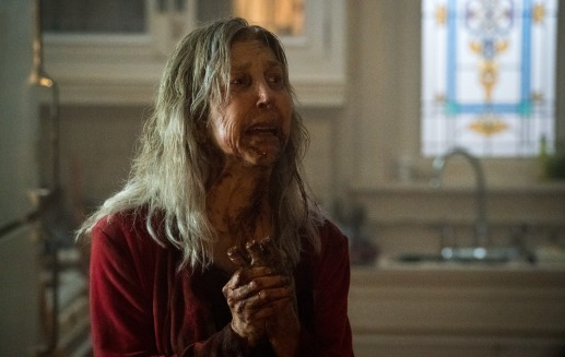 Lin Shaye in Screen Gems' THE GRUDGE.