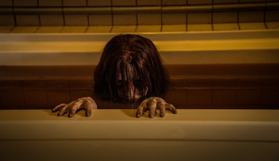 Screen Gems' THE GRUDGE.