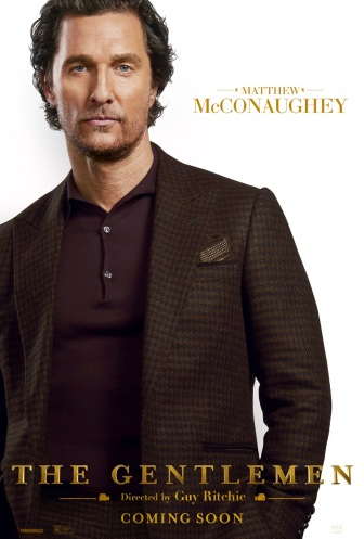 matthew mcconaughey _ in THE GENTLEMEN