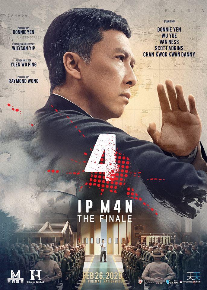 26 Ip Man 4