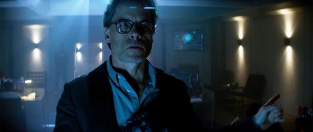 Dr. Emil Harting (Guy Pearce) in Columbia Pictures' BLOODSHOT.