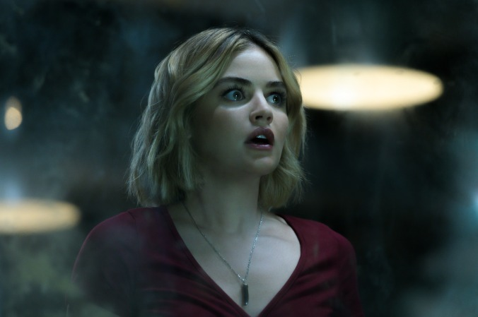 Lucy Hale stars in Columbia Pictures' BLUMHOUSE'S FANTASY ISLAND.