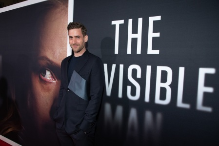 Oliver Jackson-Cohen attends as Universal Pictures presents the premiere of THE INVISIBLE MAN at the TCL Chinese Theater in Hollywood, CA on Monday, February 24, 2020. (Photo: Alex J. Berliner/ABImages)