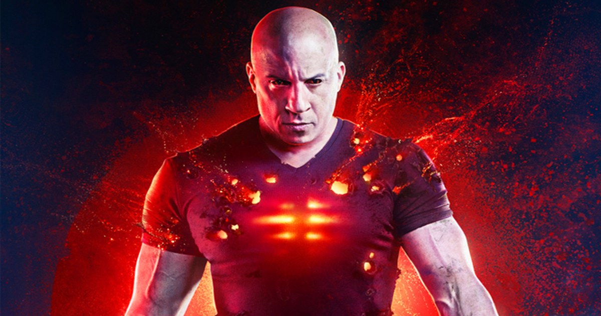 """Vin Diesel is Ready for Action in the New """"Bloodshot ..."""