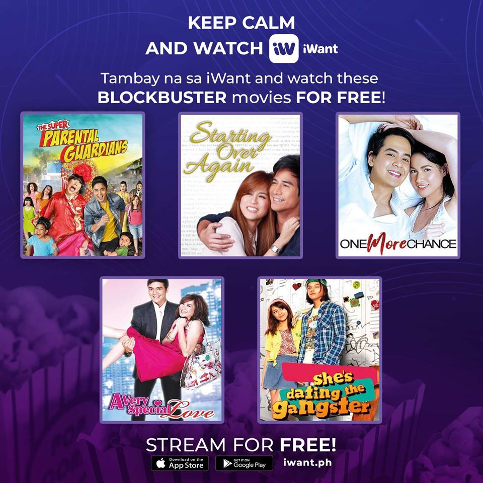 iWant offers free blockbuster movies