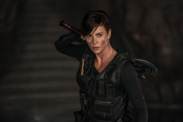 """THE OLD GUARD - Charlize Theron as ÓAndy"""" Photo credit: Aimee Spinks/NETFLIX ©2020"""