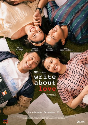 Netflix Write About Love
